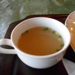 ニューロンドン - スープ(^^)