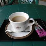 喫茶せせらぎ - ドリンク写真:カフェ・モカ (^-^)v
