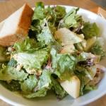サラダボウル専門店 ウィズグリーン - さつまいもとゆで卵のサラダ