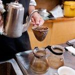 バンカム、ツル - 料理写真:バンカム、ツル ネルドリップ
