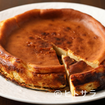 ランタン - ゴルゴンゾーラのチーズケーキ
