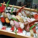 割烹かまた - にぎり寿司