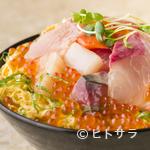 与五郎寿司 - 杜の都の新名物〜仙台づけ丼