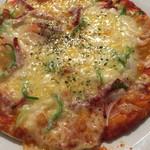 76240861 - ピザも美味しかったです!