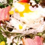 完全個室・肉バル居酒屋 29 ガブリ - シーザーサラダ