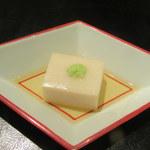和食 浮橋 - 胡麻豆腐