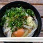 須崎食料品店 - 麺の存在感!これぞ讃岐うどんです。