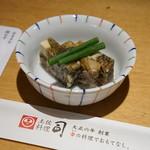 司 - ウツボの煮凝り