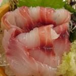 Mekikinoginji - なんだろ これ? 赤色的にはタイより濃い感じ