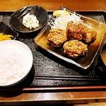 川崎鶏唐揚定食店 -
