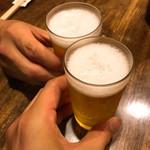 76247326 - 兄貴とかんぺー\(^o^)/