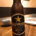 76247328 - ビールは黒ラベル!
