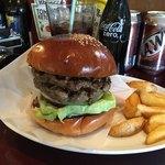 BurgerCafe honohono - ダブルパティバーガー