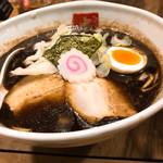 76248522 - 焦がし醤油麺(^ ^)