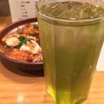夢やぐら - 緑茶ハイ
