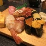 栄寿し総本店 - にぎり寿司