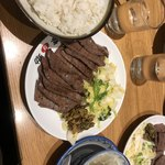 味の牛たん喜助 東京駅八重洲北口店 - 牛タン炭火焼定食