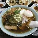 ふじたや - 料理写真:チャーシューメン ¥900