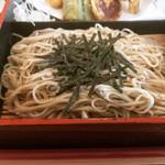 渋谷食堂 - ざるそば