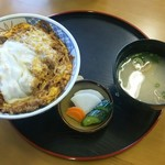 番番亭 - ヒレかつ丼