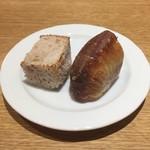 Piuma - 自家製パン