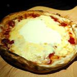 碧 - チーズ&チーズ チーズフォンデュピッツァ