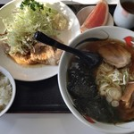 もりもり亭 - 料理写真:日替わりランチ795円(^ ^)