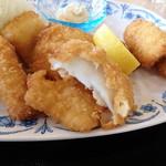 知床食堂 - イカは箸で切れます