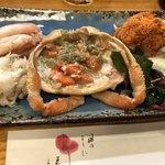 あかめ寿司 - 香箱蟹