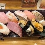 あかめ寿司 - 百万石の鮨