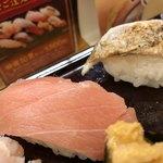 あかめ寿司 - 中トロ