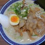 麺家 くさび - 排肉(ぱいくう)麺