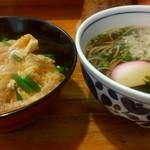 長与やぶ - 料理写真: