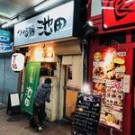づゅる麺池田 - 目黒で屈指の人気麺店!