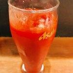 みかん - トマトジュース