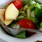 カレーショップ サリー - 料理写真:サラダ