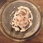 organ - 道産 帆立とキノコのアンサンブル 白子風味のソース