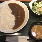 和民 - カレーライス ¥810