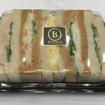 ブルディガラ エクスプレス - サンドイッチ