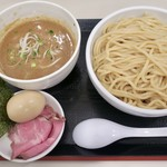自家製麺つけそば 九六 - 「特製つけそば」(980円)