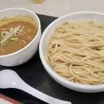 自家製麺つけそば 九六 - 「つけそば」(780円)+「カレー味」(20円)
