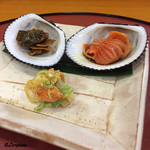 千松しま - 閖上産の赤貝