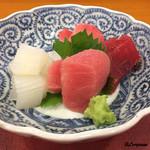 千松しま - 塩竃ひがしものとアオリ烏賊