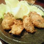 亀ちゃん - 牡蠣のバター焼き