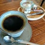 カフェ フクバコ - ホットコーヒー