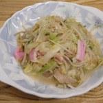 扇宝亭 - 料理写真:皿うどん太めん@600
