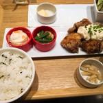 おうちdeごはん - 鶏南蛮タルタル