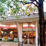 ムーンカフェ - MOON Cafe@本牧 店舗外観
