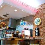 ムーンカフェ - MOON Cafe@本牧 カウンター
