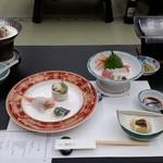あかん遊久の里 鶴雅 - 料理写真:
